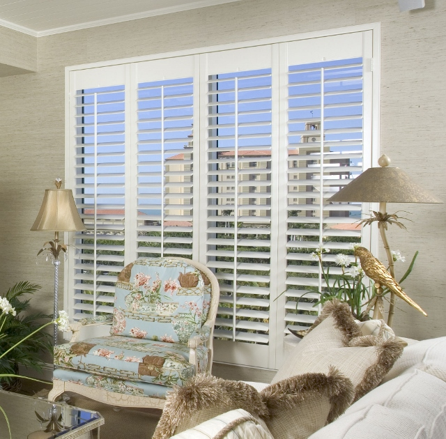 $300 off Plantation Shutters