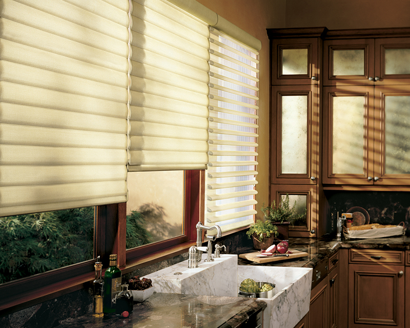 Luxury Blinds & Sheers