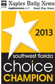 Naples Shutter Choice Awards Champion