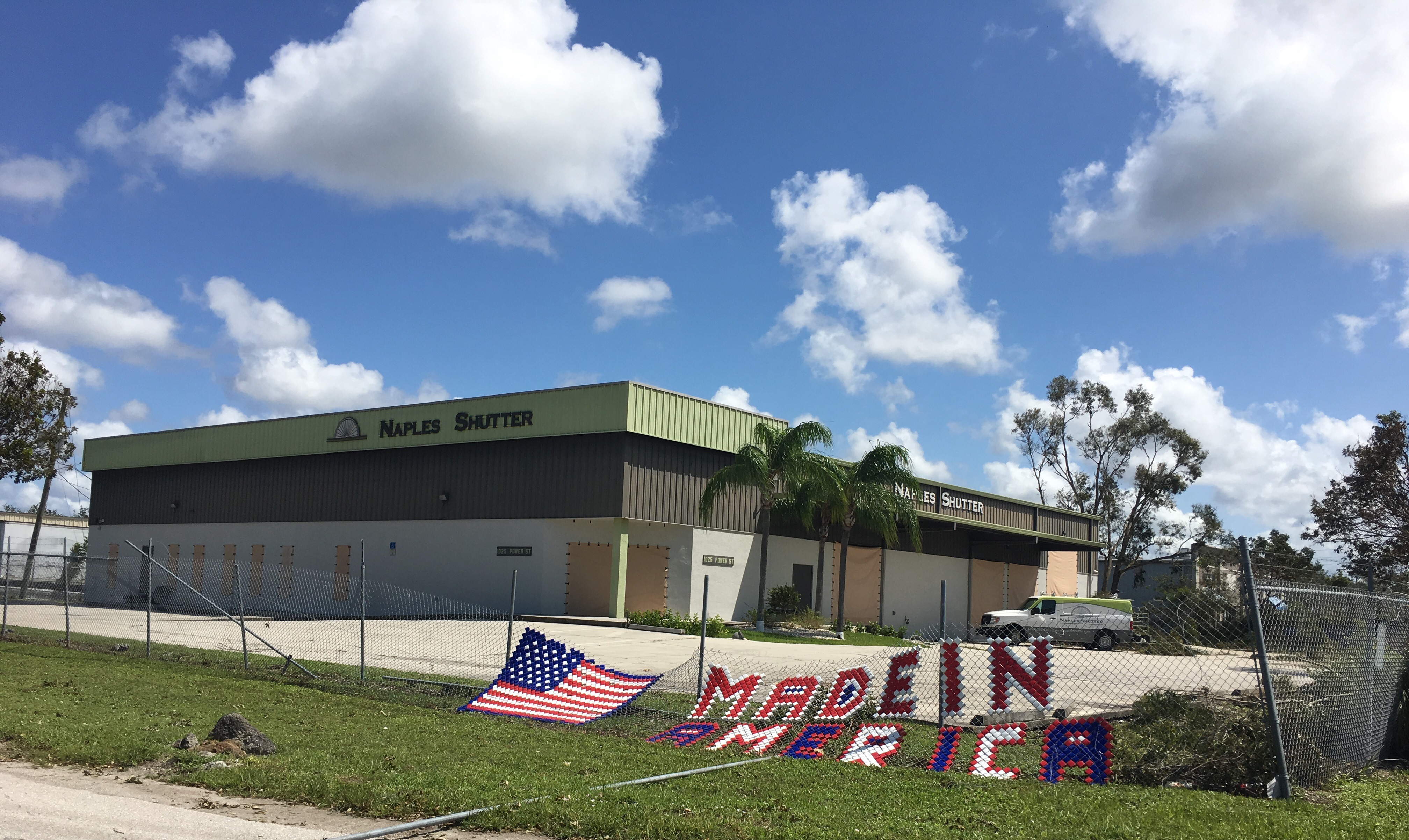 Naples, Florida, November 16th, 2017u2014Plantation Shutter Manufacturer And  Hurricane Product Provider, Naples Shutter Announces Today That It Will  Donate ...